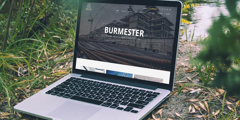 Diseño web Bigcostrucción.com